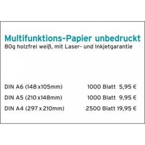 Kopierpapier 80g DIN A4